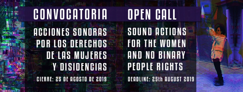 Open Call Sound art